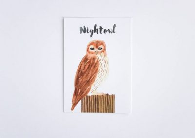 Nightowl-postcard