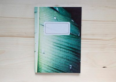notebook Bali front
