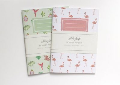 Notebook-set